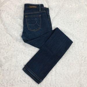 DKNY Classic Skinny Jean Dark Wash Sz 6 (28R)